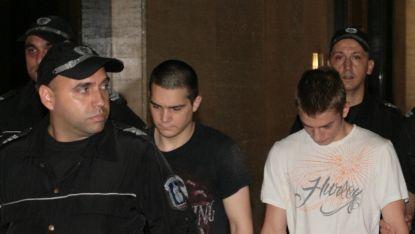 Патрик Първев и Александър Донев