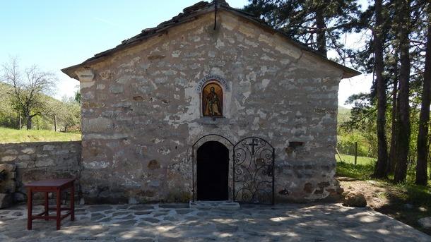 Във видинското село Върбово наново е осветена средновековна църква. Храмът