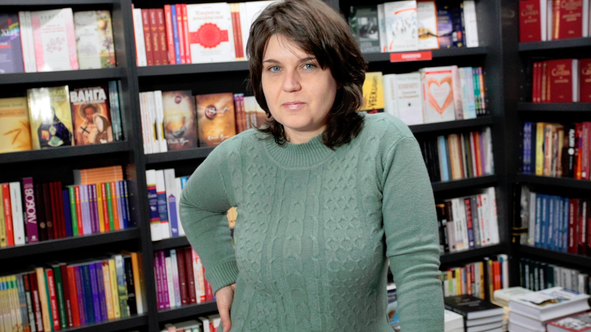 Людмила Еленкова