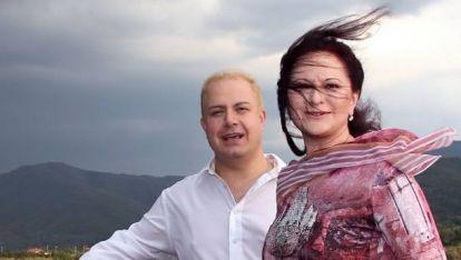 Аглика Генова и Любен Димитров