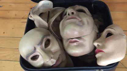 Учебните маски вече са изработени.