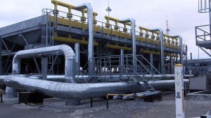 Газопреносна инсталация от Северен поток