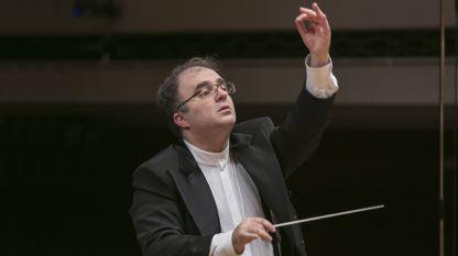Диригентът Найден Тодоров