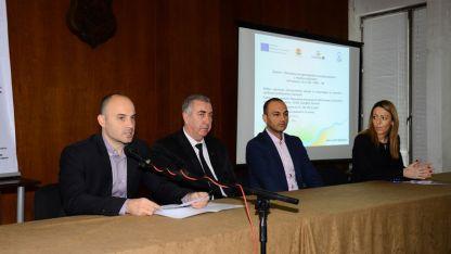 Проектът беше представен в залата на Общинския съвет във Видин.