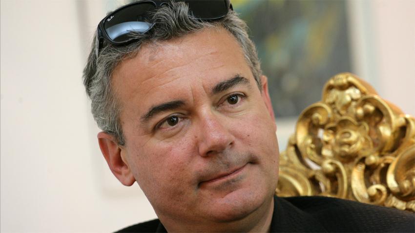 """""""След бягството"""" е озаглавена новата книга на писателя Илия Троянов,"""