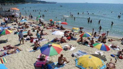 Plazhi i qytetit Varna