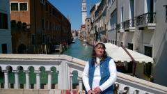 Теодора Къневска във Венеция