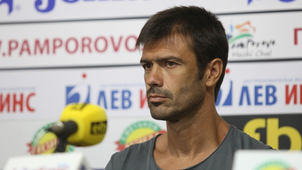 Росен Кирилов след 2:2 с ЦСКА София: Това е едно добро начало