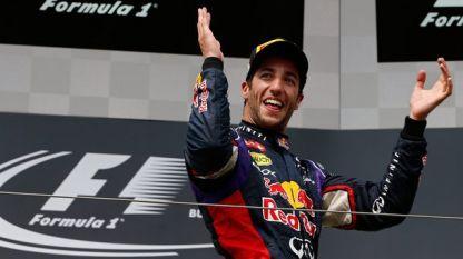 Даниел Рикардо спечели състезанието в Монако
