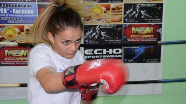 Българката Горяна Стоева се класира за финала в категория до