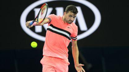 Миналата година Димитров стигна до четвъртфинал в Мелбърн.