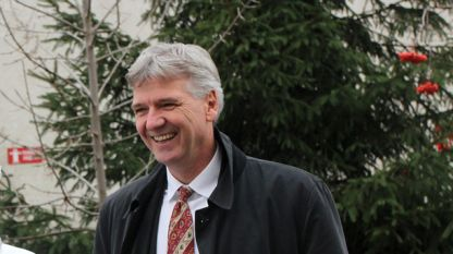 Денис Кнобел – посланик на Швейцария у нас