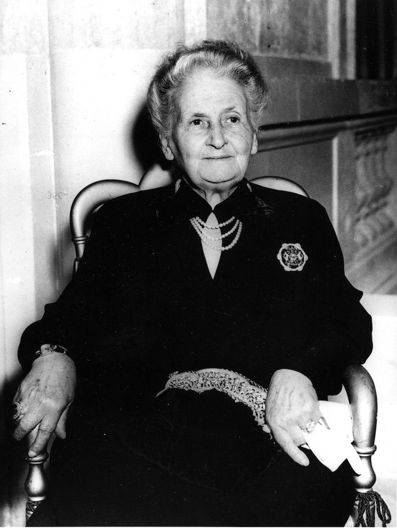 Мария Монтесори