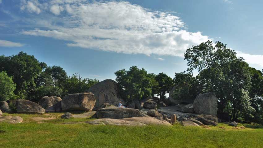 Култовият комплекс Бегликташ е една от загадките на Странджа.