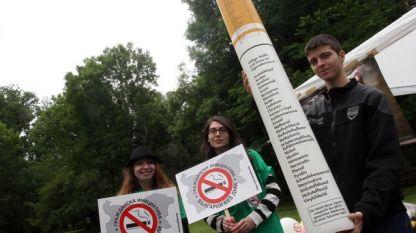 Нагреваемите устройства за пушене са също толкова вредни, колкото и класическите цигари, твърдят от Коалиция