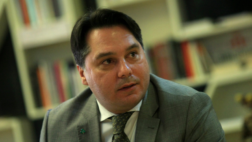 Борислав Велков, председател на Съвета на директорите на НДК