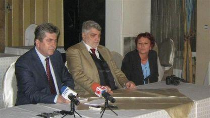 Георги Първанов беше придружаван във Видин от икономиста Емил Кало