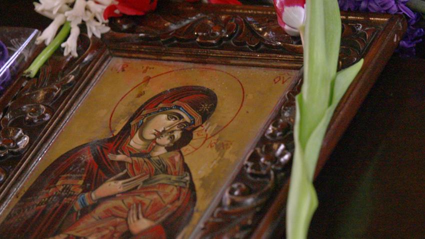 Икона на Св. Богородица