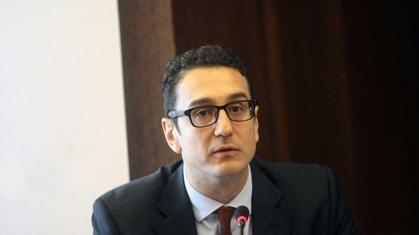 Стамен Янев, изпълнителен директор на Българската агенция за инвестиции