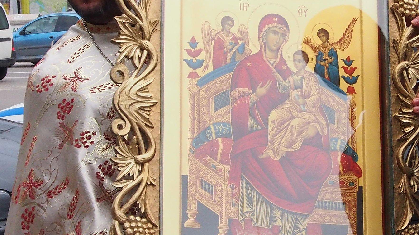 Всенощно бдение и божествена света литургия в чест на Пресвета
