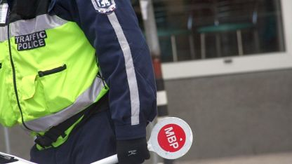 Над 100 полицаи охраняват първия учебен ден
