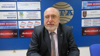 проф. Милко Палангурски