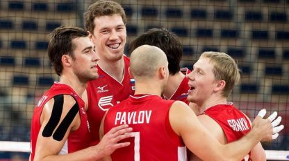 Отборът на Русия спечели турнира Лига на нациите