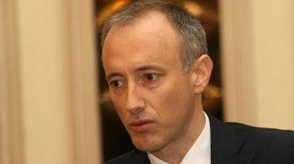 Образователният министър Красимир Вълчев