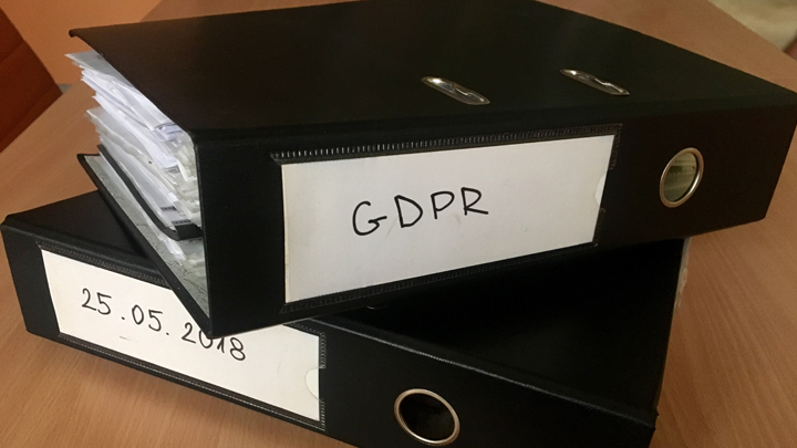 От днес, 25 май, влиза в сила новият европейски регламент за защита на личните данни GDPR (General Data Protection Regulation), който важи за всички граждани на Европейския съюз.
