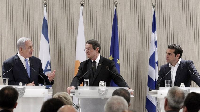 Кипър, Израел и Гърция искат да се ускори Източносредиземноморския газопровод