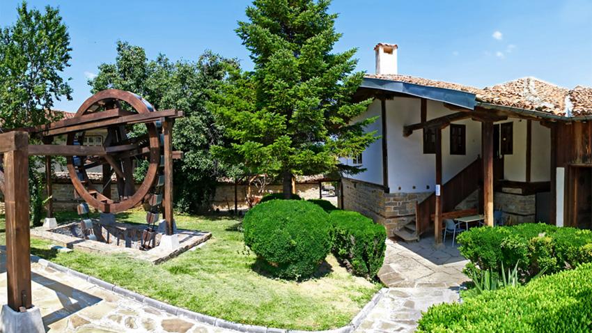 Музеят на гурбетчийското градинарство в Лясковец