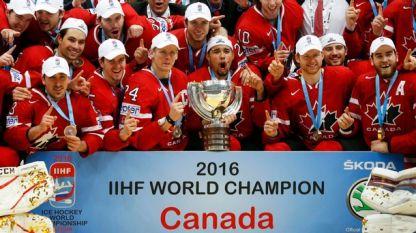 Отборът на Канада спечели за втори пореден път световната титла