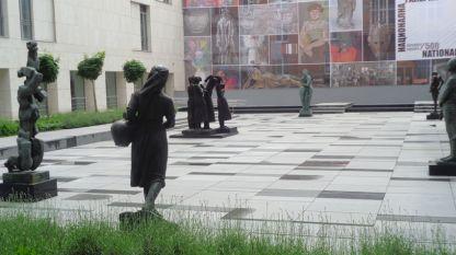 """Националната галерия """"Квадрат 500"""""""