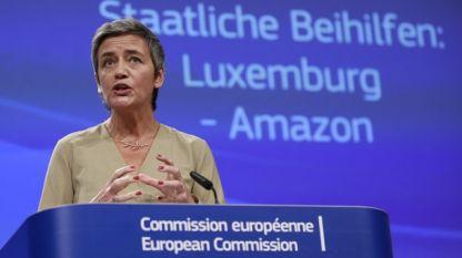 Маргрете Вестагер, европейски комисар по конкуренцията
