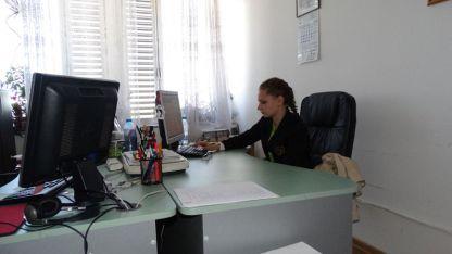 Мениджър за един ден в РУО-Видин.