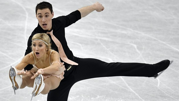 Альона Савченко и Бруно Масо