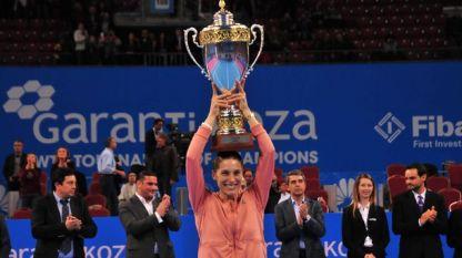 Андреа Петкович спечели Турнира на шампионките в София