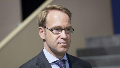 Йенс Вайдман, управител на Бундесбанк