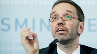 Херберт Кикл, министър на вътрешните работи на Австрия от квотата на крайнодясната