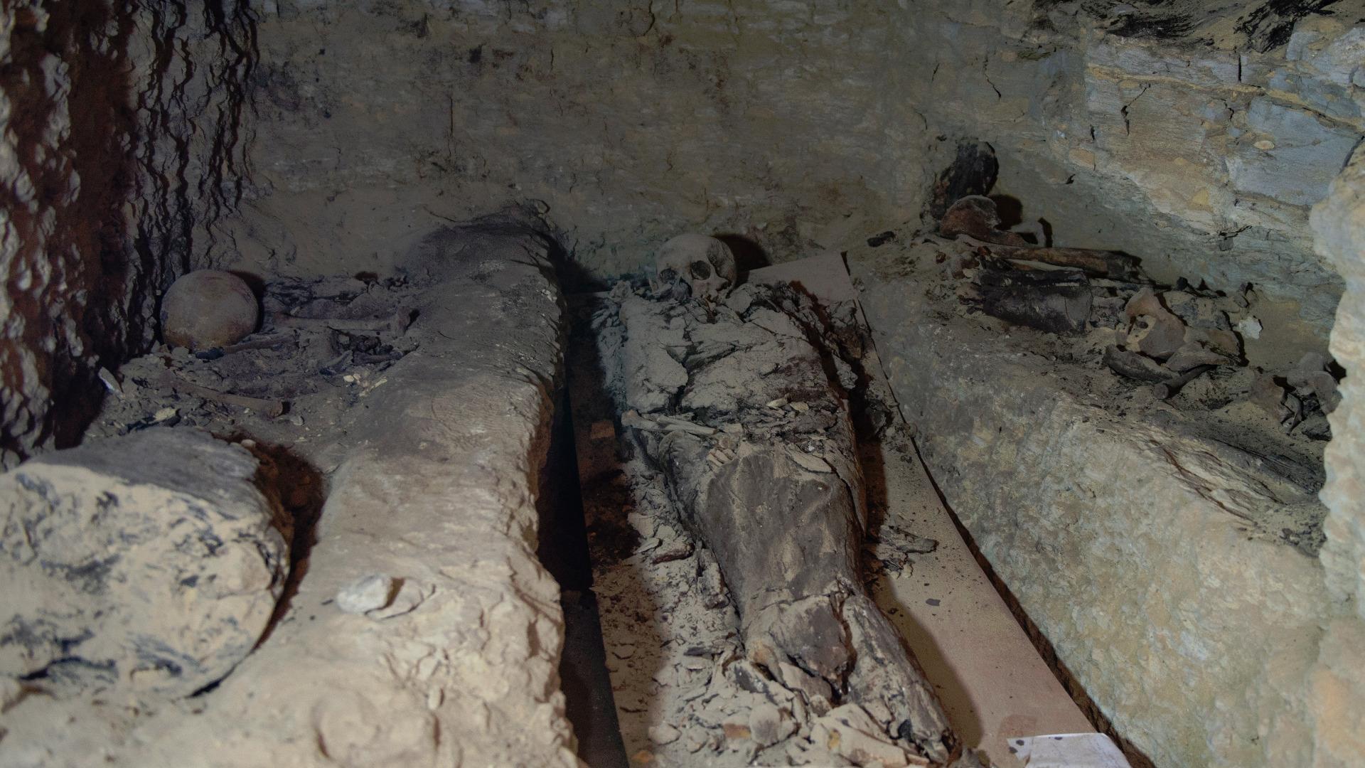 Специализирана работилница, в която през епохата на Древния Египет, били