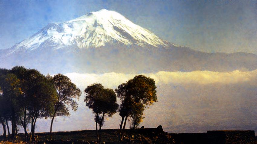 Ararat zirvesi