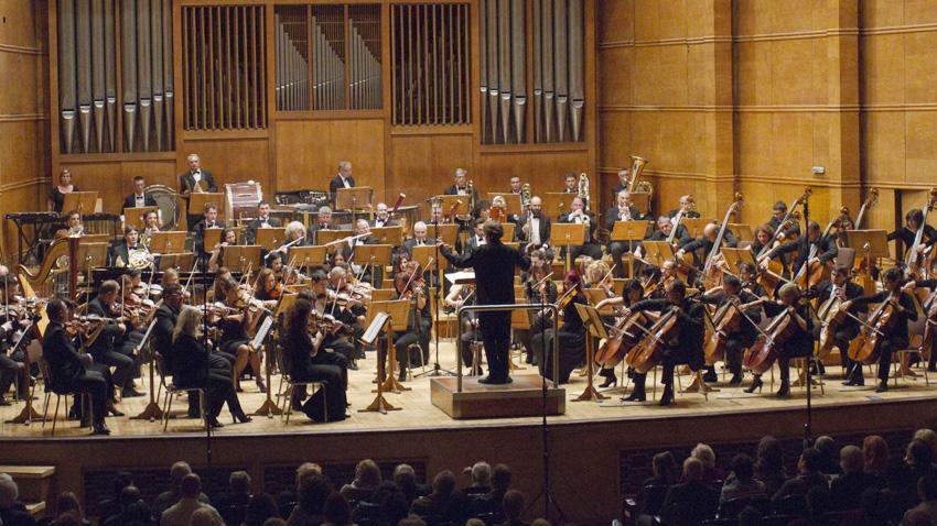 Блестящият руски цигулар Никита Борисоглебски, един от най-ярките млади музиканти