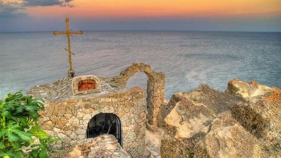 нос Калиакра, параклисът
