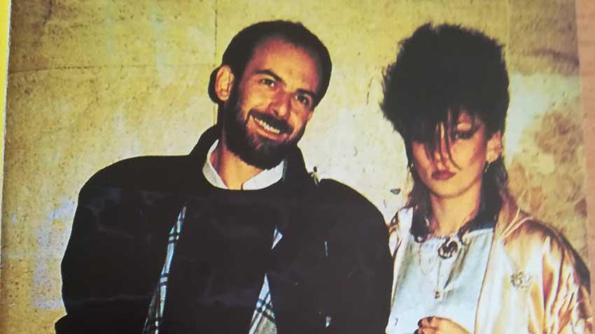 Кристиян Бояджиев и Милена, 1988