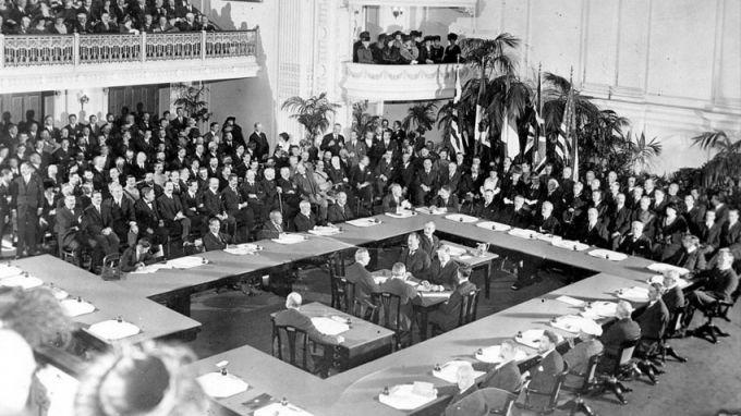 Резултат с изображение за Парижката мирна конференция