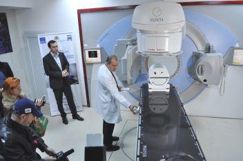 В Бургас има един от най-модерните апарати за лъчелечение