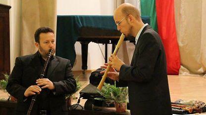 Недялко Недялков и Ерик Босграаф (вдясно)