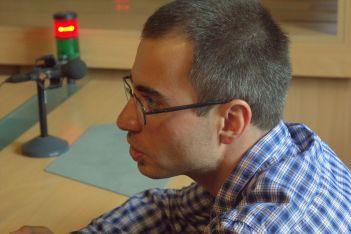 Иван Радев - один из участников первого в Болгарии онлайн-забега в условиях ЧП