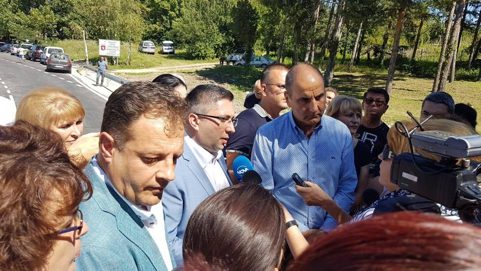Председателят на парламентарната група на ГЕРБ Цветан Цветанов упрекна президента