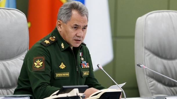 Боен самолет на НАТО се е приближил до руски самолет, превозващ министърът на отбраната Шойгу